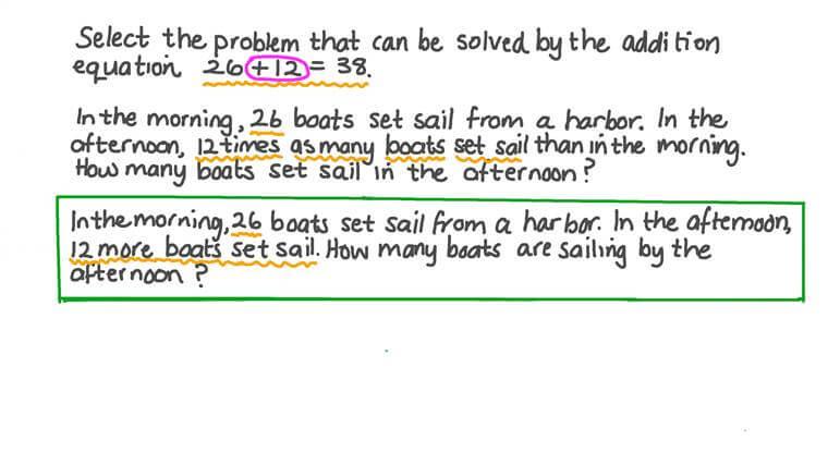 Entender la diferencia entre comparaciones multiplicativas y aditivas
