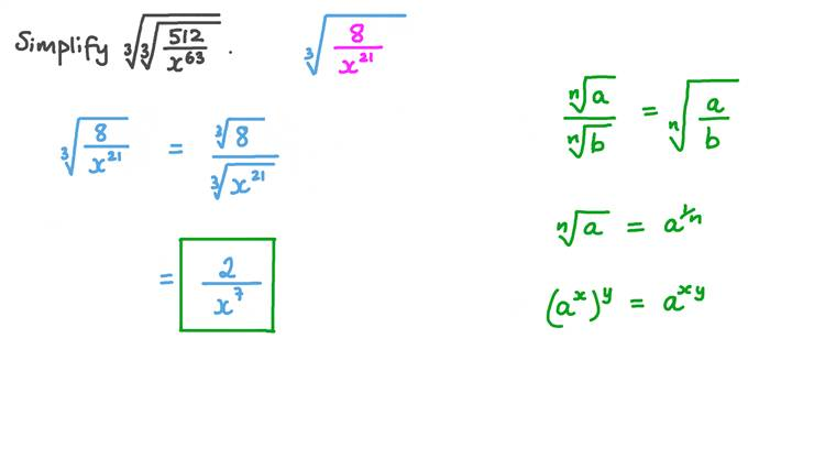 Simplifier les fractions algébriques à l'aide des propriétés des racines et des exposants