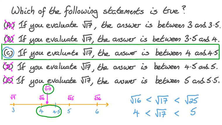 Approximating the Size of Irrational Numbers