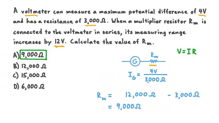 Calculer la valeur d'un multiplicateur