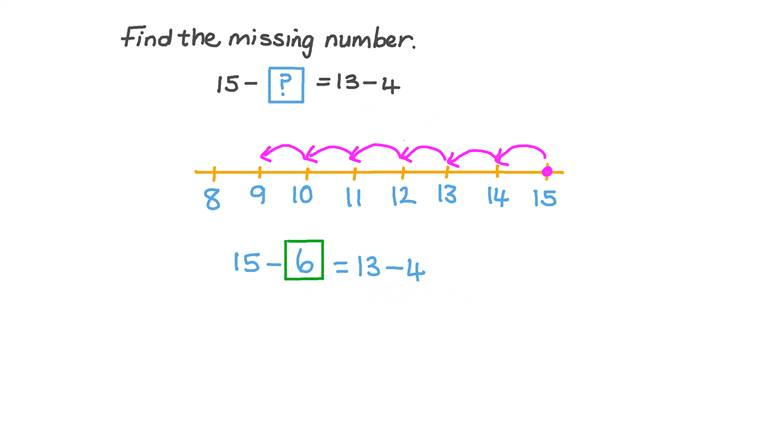 Testing equivalent subtraction expressions