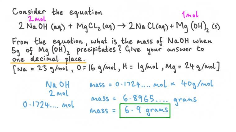 Identifier un agent de précipitation pour l'analyse gravimétrique des ions chlorure